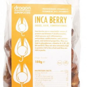 INCAN BERRIES RAW ORGANIC 150G