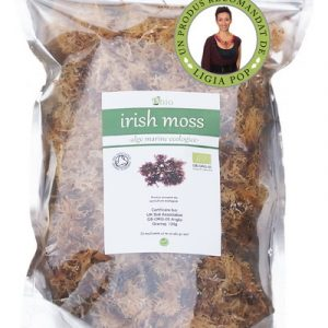 ALGE IRISH MOSS RAW BIO 125G