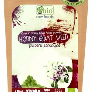 HORNY GOAT WEED PULBERE BIO 125G
