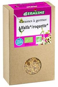 Mix alfalfa si rucola pt. germinat bio 150g