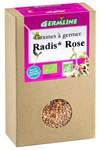 Ridiche rosie pentru germinat bio 150g