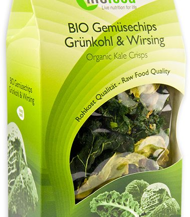 CHIPS DIN KALE RAW BIO 30G