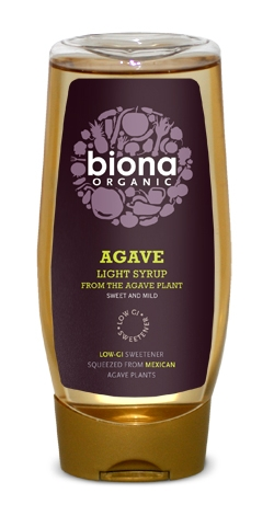 SIROP DE AGAVE LIGHT BIO 500ML