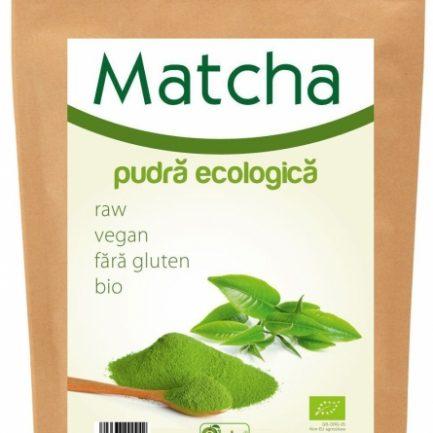 MATCHA PUDRA BIO 60G