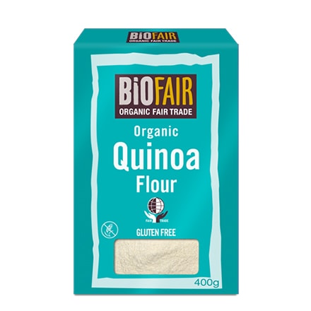 Faina de quinoa bio 400g, fairtrade