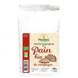 Primeal - Amestec organic pentru paine de tara 500g [002]