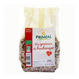 Primeal - Amestec seminte pentru paine 250g [002]