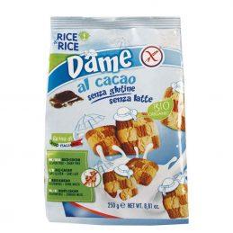 Biscuiti fara gluten DAME 250g
