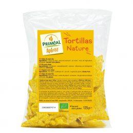 Primeal - Chipsuri tortila nature fara gluten 125g [002]