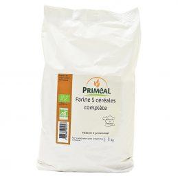 Primeal - Faina integrala 5 cereale 1Kg [002]