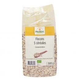 Primeal - Fulgi 5 cereale 500g [002]