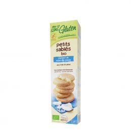 Biscuiti fara gluten cu nuca de cocos 150g