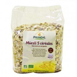 Primeal - Musli cu 5 cereale 1kg [002]