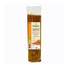 Primeal - Spaghetti cu quinoa si curry 500g [002]