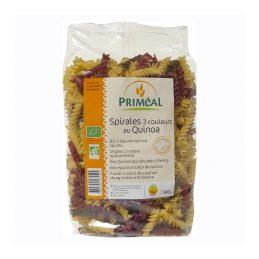 Primeal - Spirale in 3 culori cu quinoa 500g [002]