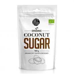 Diet-food - Zahar din cocos bio 400g [002]