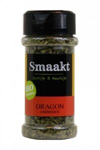 Smaak – Tarhon Condiment cu Dispenser Bio 12g [001]