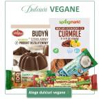 Recomandari dulciuri vegane Biovegane