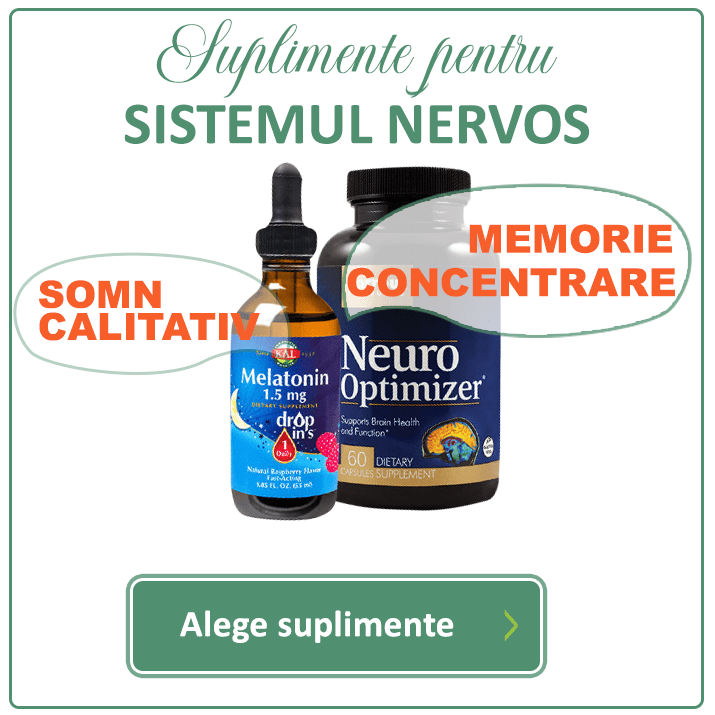 Suplimente pentru sistemul nervos somn memorie-min