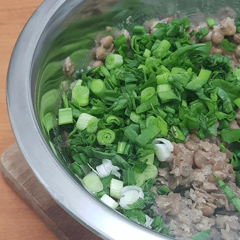 Ceapa verde cu linte 4-min